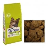 Дог Чау для собак Ягненок, весовой (1кг) (Dog Chow)
