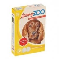 Доктор Зоо для собак 90шт - Сыр