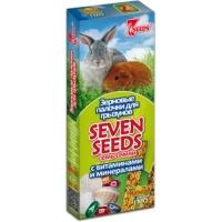 Семь Семян - палочки для грызунов Витамины и Минералы, 3шт (90гр) (Seven Seeds)