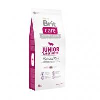 Брит Карэ 12кг. Ягненок для Щенков Крупных (Brit Care)
