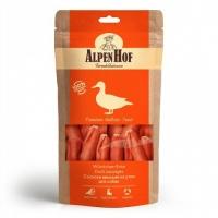 АльпенХоф для собак 80гр - сосиски венские из Утки (Alpen Hof)