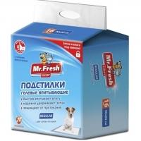 """Пелёнки """"Mr.Fresh Expert Regular"""" 60х90см (16шт)"""