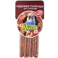 Кузя палочки для попугаев 4шт - Ореховая смесь