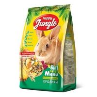 Джунгли для Кроликов 400гр (Happy Jungle)