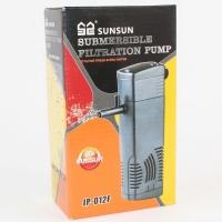 Помпа-фильтр SUN SUN JP-012F (3Вт., 300л/ч, в.п.0,6м.) угольный