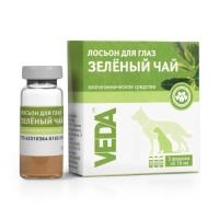 Лосьон для глаз - Зеленый чай 3фл х 10мл