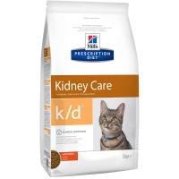 Хилс для кошек. Диета 5кг K/D заболевания почек (Ренал) (Hill's)