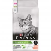 ПроПлан для кошек стерилизованных, Лосось. 10кг (Pro Plan)