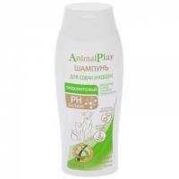 Шампунь для собак и кошек - Энимал Плэй 250мл - Гипоаллергенный (Animal Play)