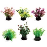 Растения (набор 6шт), 50мм (пакет)