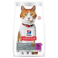 Хилс для кошек стерилизованных. Утка. 10кг (Hill's)