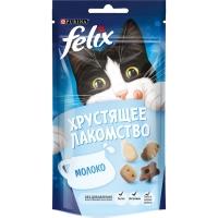 Феликс 60гр Молоко, хрустящее лакомство (Felix)
