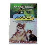 """Ошейник репеллентный """"БиоФлор"""" для Собак"""