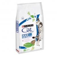 Кэт Чау 7кг. 3 в 1 (Cat Chow)