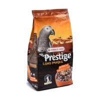 Корм для крупных попугаев Prestige PREMIUM African Parrot Loro Parque Mix, 15кг (Versele-Laga)