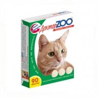 Доктор Зоо для кошек 90шт - Протеин