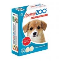 Доктор Зоо для щенков 120шт