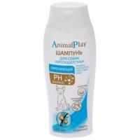 Шампунь для собак Короткошерстных - Энимал Плэй 250мл (Animal Play)