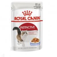 Ройал Канин пауч 85гр. Инстинктив (желе) (Royal Canin)