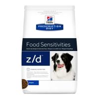 Хилс для собак. Диета 8кг Z/D Пищевая аллергия (Hill's)
