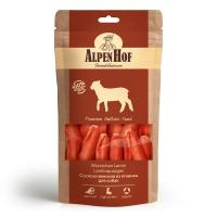 АльпенХоф для собак 80гр - сосиски венские из Ягненка (Alpen Hof)