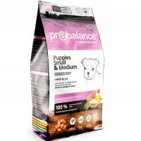 ПроБаланс 10кг для щенков Мелких и Средних (ProBalance)