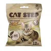 Кэт Стэп Комкующийся 12л - Тофу Оригинал (Cat Step)