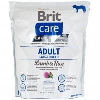 Брит Каре 1кг. Ягненок для собак Крупных (Brit Care)