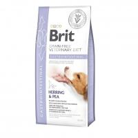 Брит Диета 12кг. Гастроинтестинал для собак, ЖКТ (Brit VetDiet)