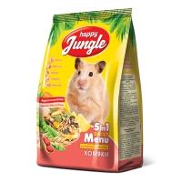 Джунгли для Хомяков 900гр (Happy Jungle)