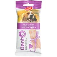 Снек Dent - Ягненок - для средних собак, 2шт/уп (TitBit)