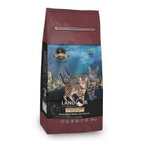 Ландор 400гр - Утка/Рис, для кошек Стерилизованных (Landor)