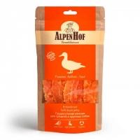 АльпенХоф для собак Средних и Крупных 80гр - Грудка Утиная (Alpen Hof)