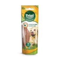 Аппетитные Колбаски из Курицы, 40гр - лакомство для собак (Triol)