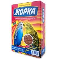 Жорка 500гр - Орех - корм для Волнистых попугаев