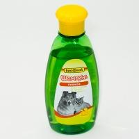 """Шампунь """"БиоФлор"""" для кошек и собак 245мл - Пивной Регенерирующий"""