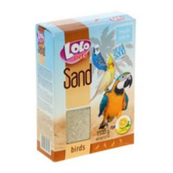 Песок для птиц Ло-Ло-Петс 1,5кг - Лимон