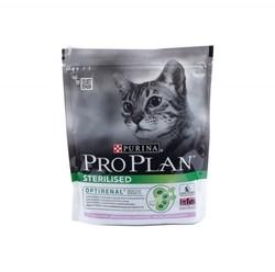 Pro Plan Sterilised 400гр Индейка и Цыпленок, корм для стерилизованных кошек