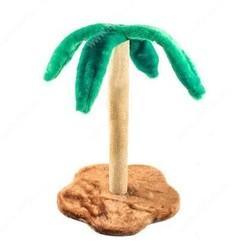 Когтеточка Пальма (ЧИП) 38х38х50см