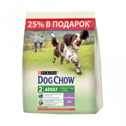 Дог Чау 800гр Ягненок для собак (акционный пакет)
