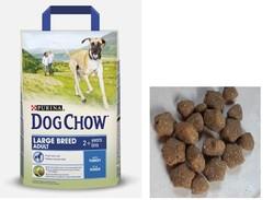 Дог Чау для собак крупных пород. Индейка (1кг)