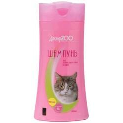 """Шампунь """"Доктор Зоо"""" для длинношерстных кошек, 250мл"""