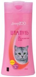 """Шампунь """"Доктор Зоо"""" для короткошерстных кошек, 250мл"""