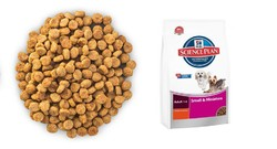 Хилс корм для собак декоративных пород, Курица/Индейка (1кг)