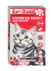 БиоВакс репеллентные капли для кошек