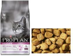 ПроПлан для кошек Индейка деликат (1кг)