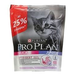 ПроПлан для котят. Индейка и рис. 400гр (акционный пакет)