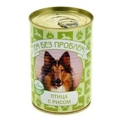 """Ем без проблем"" для собак 410гр - Птица и Рис"
