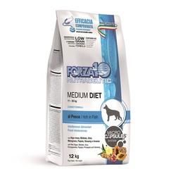 Форца10 - Дайет - Собаки средние - Рыба 1,5кг