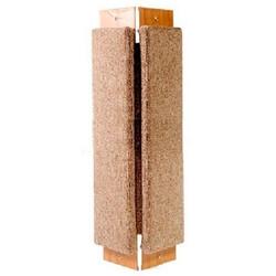 Когтеточка Большая Угловая (ковровая) 70х15см